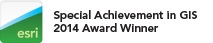 esri achievement award 2014